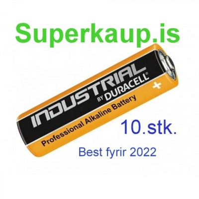 Duracell 10 AA 1-002