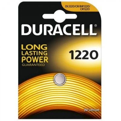 Duracell battery cr1220-001