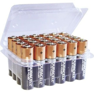 Duracell (blister) LR06 24er, battery 24