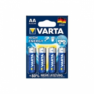 Varta High Energy battery (4 pieces, AA  2-001