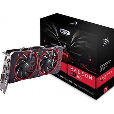 XFX Radeon RX 460, graphics card HDMI, DisplayPort, DVI-D