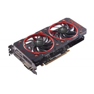 XFX Radeon RX 460, graphics card HDMI, DisplayPort, DVI-D 1