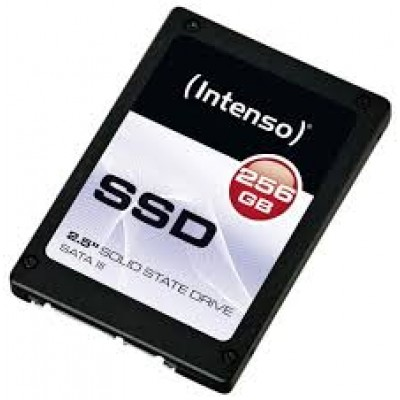 TOP Intenso SSD 256GB Solid State Drive