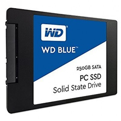 Western Digital Blue 250 GB Solid State Drive SATA 6Gb  2.5
