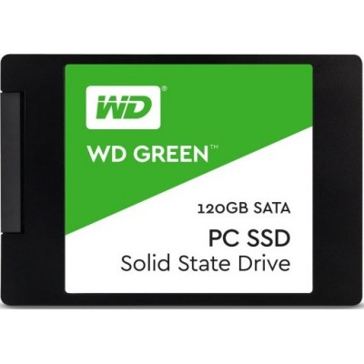 Western Digital Green PC 120 GB Solid State Drive SATA 6Gb  2.5