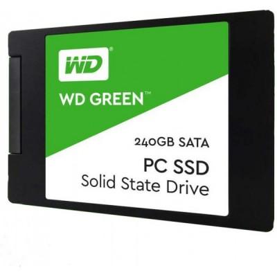 Western Digital Green PC 240 GB Solid State Drive SATA 6Gb  2.5