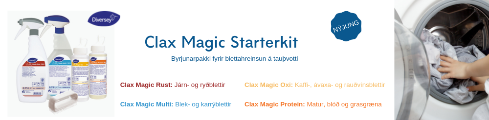 Clax Magic kit