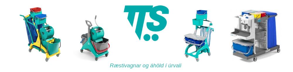 Ræstivagnar og áhöld í úrvali