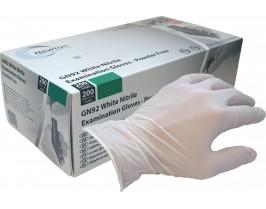 Nitril GN92 hvítir L 200 STK