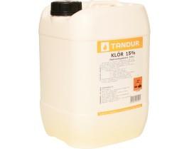 Klór 15%  10L (12KG)