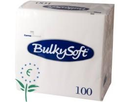 BulkySoft33x33 hvít 2L 2000st