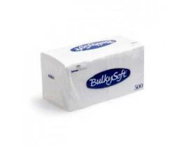 BulkySoft33x33 hvít 1L 3000st