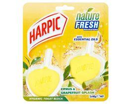 Harpic wc-steinar Citrus 2 stk