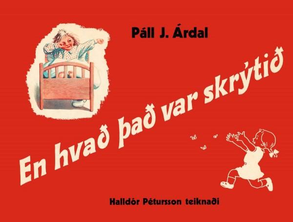 En hvað það var skrýtið