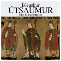 Traditional Icelandic Embroidery by Elsa E.Guðjónsdóttir