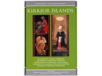 Kirkjur Íslands: Bindi 15-16. Friðaðar kirkjur í Snæfellsness- og Dalaprófastsdæmi