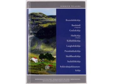 Kirkjur Íslands: Bindi 23. Friðaðar kirkjur í Skaftafellsprófastsdæmi