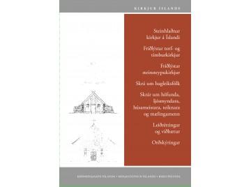 Kirkjur Íslands: Bindi 31. Yfirlitsgreinar og skrár