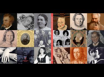 Mannamyndir / The portrait collection