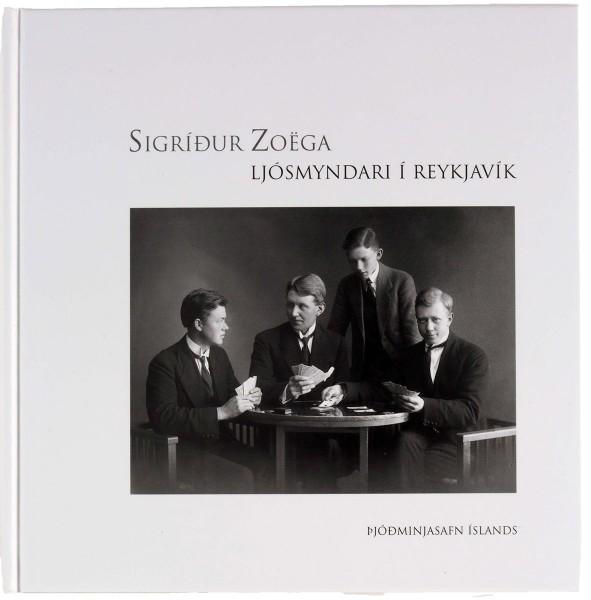 Sigríður Zoëga: Ljósmyndari í Reykjavík