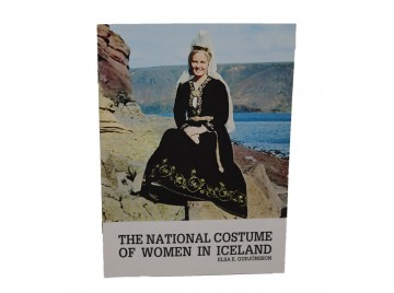 The National Costume of women in Iceland.