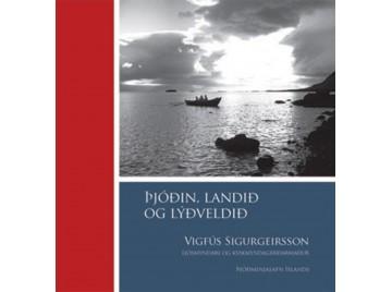Þjóðin landið og lýðveldið