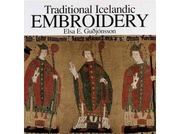 Íslenskur útsaumur eftir Elsu E. Guðjónsdóttur