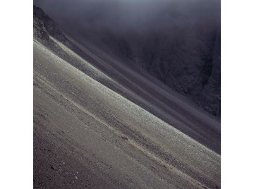 New vision, mountain slope, 1984