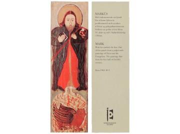 Bókamerki Kristur og guðspjallarmenn