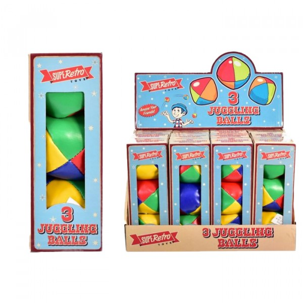 SupeRetro juggling boltar