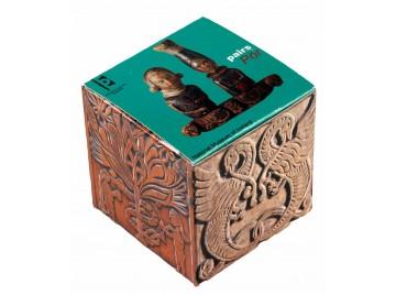 Kubbur - veltikubbur með lykilgripum safnsins