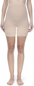 Noppies seamless shorts long nude - yfir kúlu nærbuxur shorts long nude -