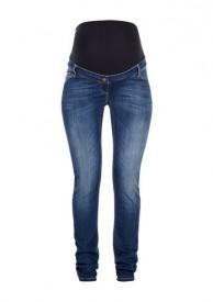 Love2Wait Jeans Sophia Stone wash - bláar