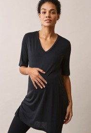 Boob The-shirt tunic black - svört túnika
