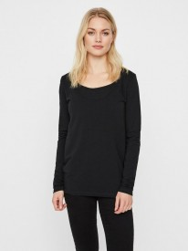Mamalicious Lea organic Nell l/s mix top nf 2 pack