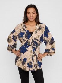 Mamalicious Yasmina 3/4 Woven Kimono top - Kimono