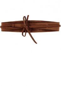 Love2Wait Belt wrap leather - camel