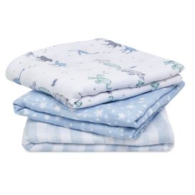 aden+anais rising star 3-pack muslin squares