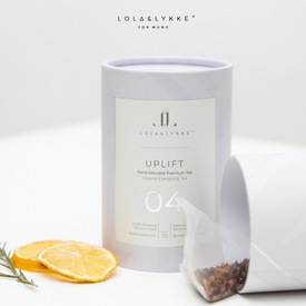 Lola&Lykke Organic Uplift Tea - uppbyggjandi te