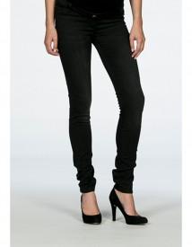 Love2Wait Jeans Sophia Charcoal - svartar