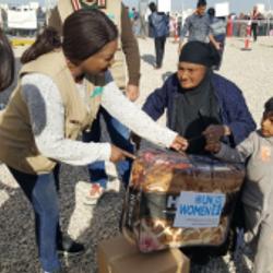 Konum er kalt í Mosul