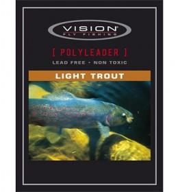 Vision salmon sökktaumur interm 5 fet