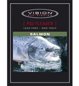 Vision salmon sökktaumur slow zin 10 fet
