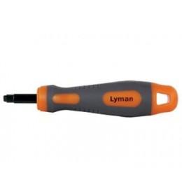 Lyman primer pocket cleaner small