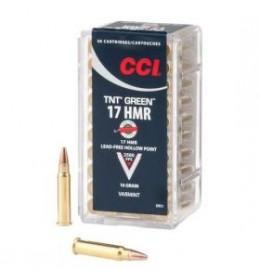 CCI 17HMR TNT Green 16grain