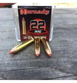 Hornady 22 MAG 30gr V-MAX skot 50stk