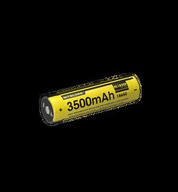 Nitecore 18650 LI-iom battery 3500mAH