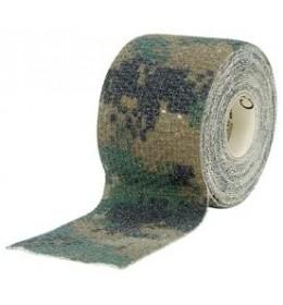Camo form Woodland tape margnota