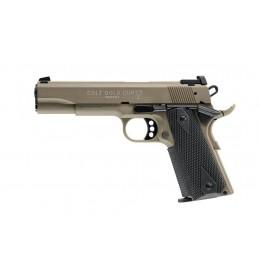 Colt 1911 22 LR Gold cup FDE