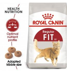 Royal Canin Fit kattafóður 10 kg